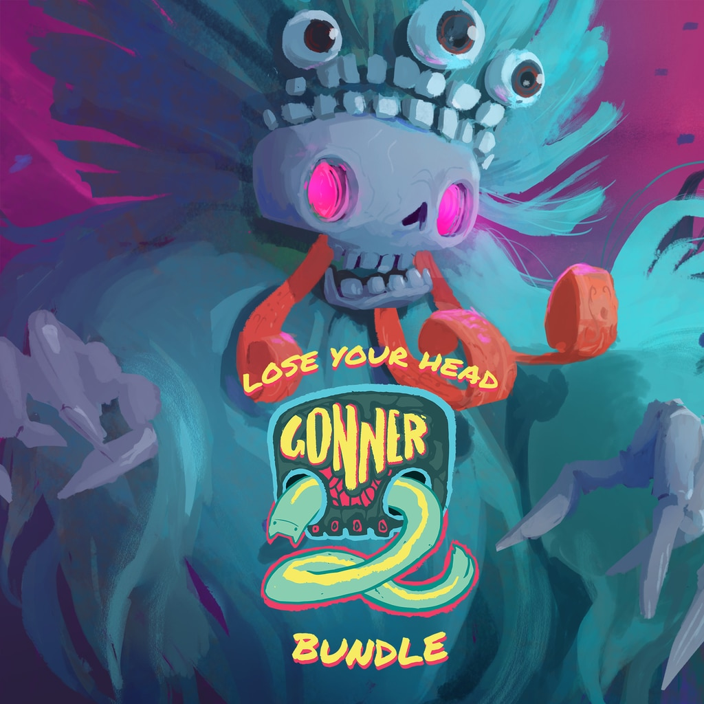 GONNER2 Lose Your Head Deluxe Bundle
