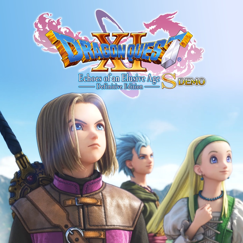 DRAGON QUEST® XI S: Echoes of an Elusive Age™ - Definitive Edition DEMO