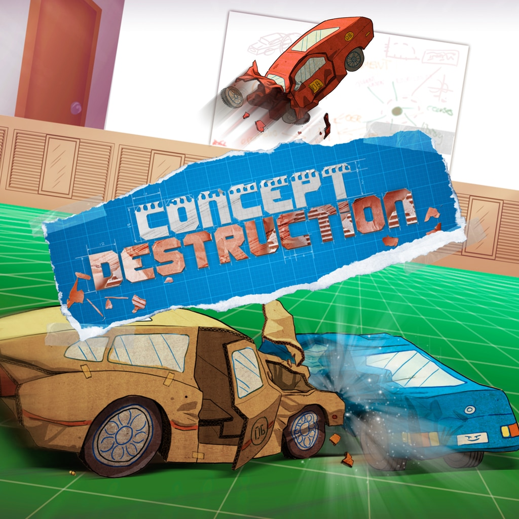 Concept Destruction PS4 & PS5
