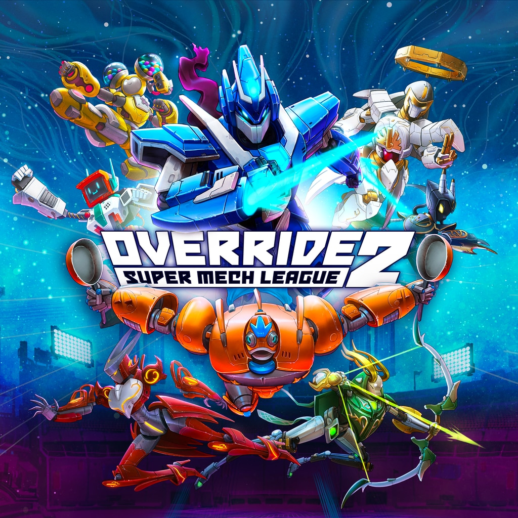 Override 2: Super Mech League - Pre-Order Bundle