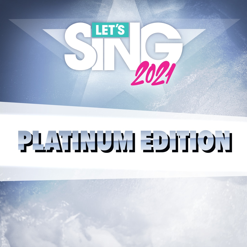 Let's Sing 2021 - Platinum Edition