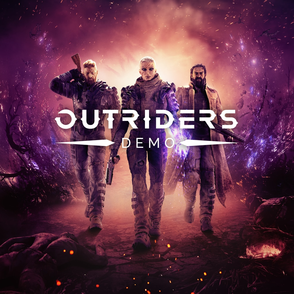 OUTRIDERS-Demo