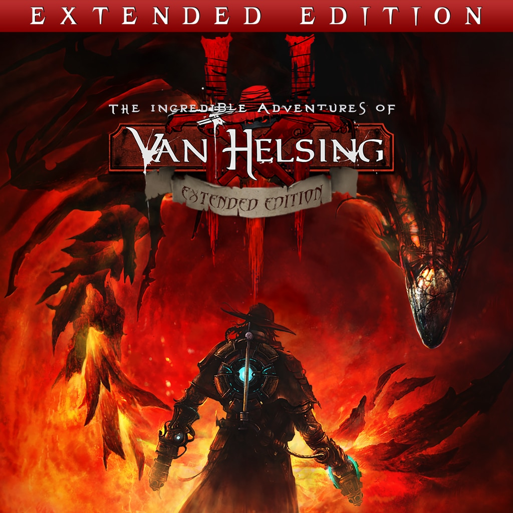 The Incredible Adventures of Van Helsing III: Extended Edition