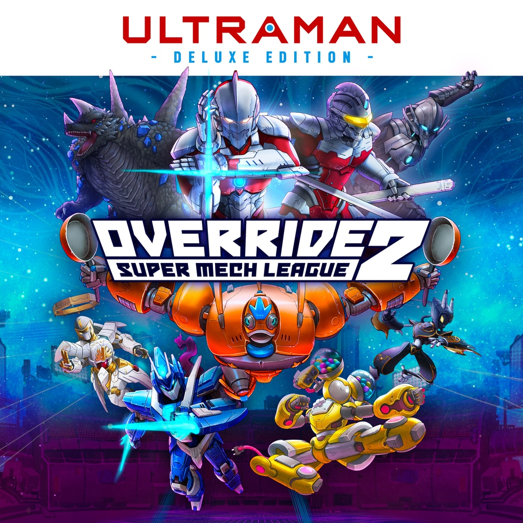 Override 2: Super Mech League - Ultraman Edition Pre-Order Bundle