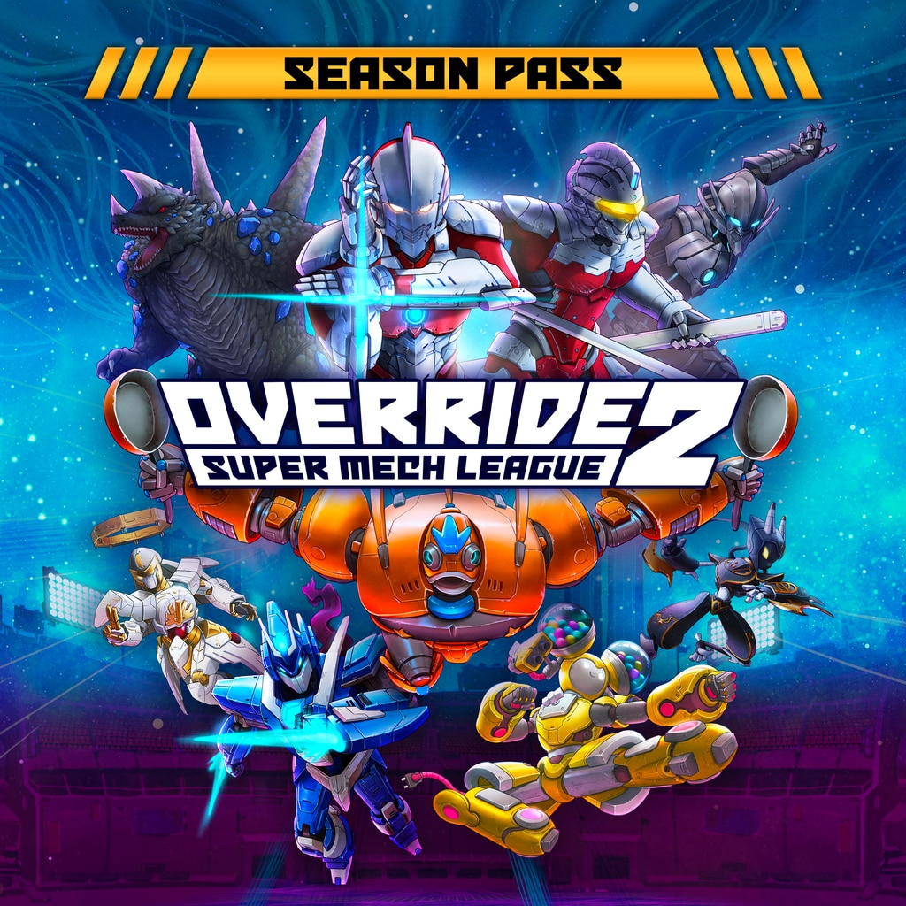Override 2: Super Mech League - Ultraman Edition Season Pass