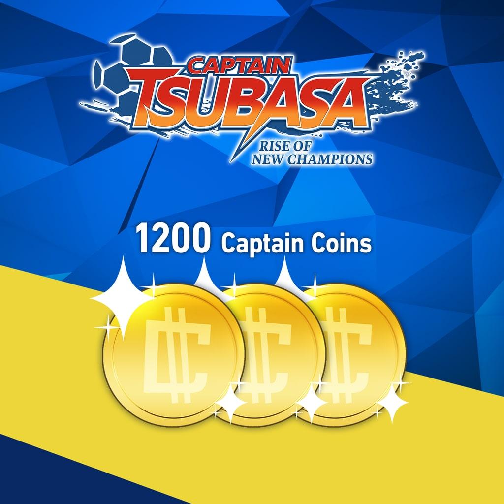 1200 Captain Coins (CC)