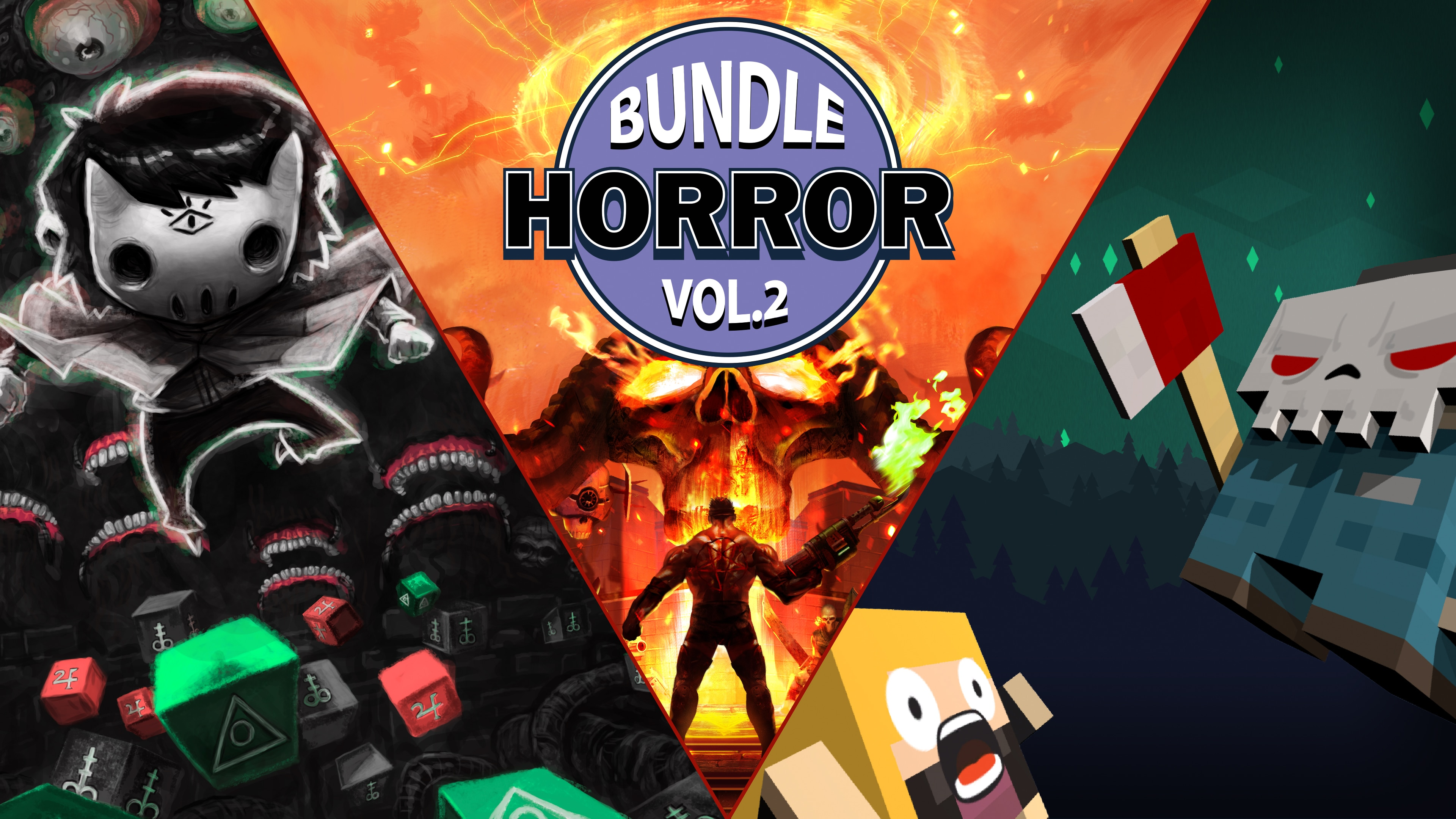 Digerati Horror Bundle Vol.2