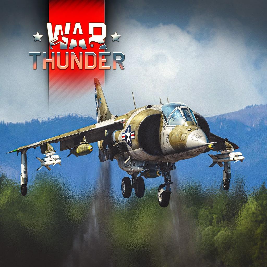 War Thunder - AV-8A Harrier