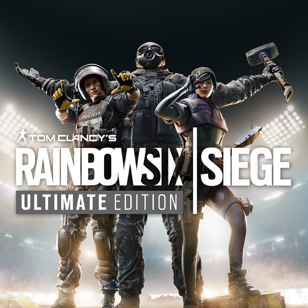 Tom Clancy's Rainbow Six® Siege Ultimate Edition PS4 & PS5