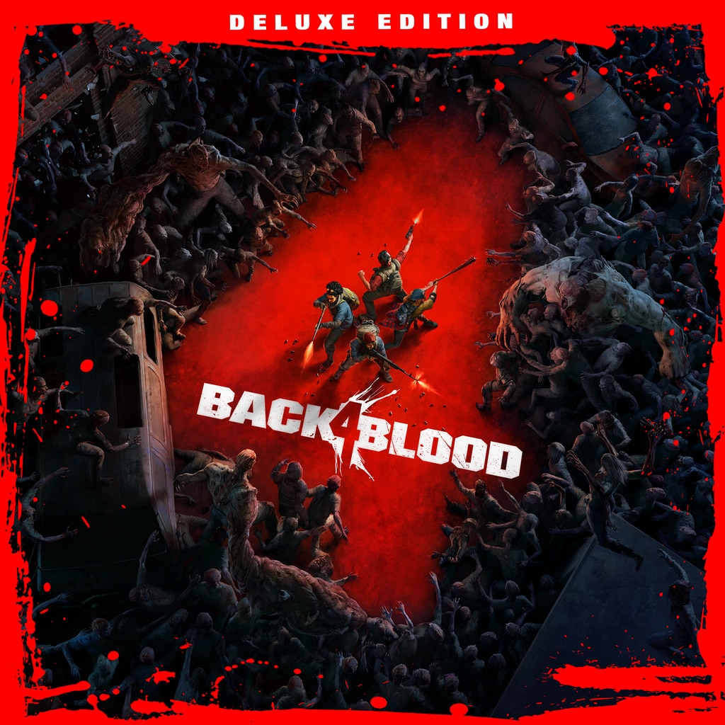 Back 4 Blood: Deluxe Edition PS4 & PS5