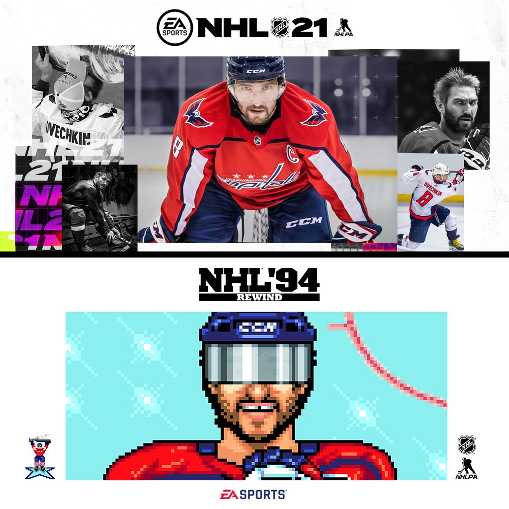 NHL™ 21: Rewind Bundle