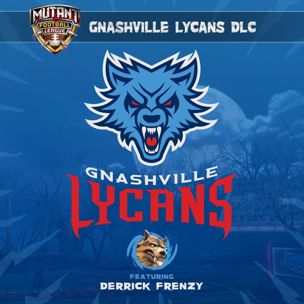 Mutant Football League - Gnashville Lycans