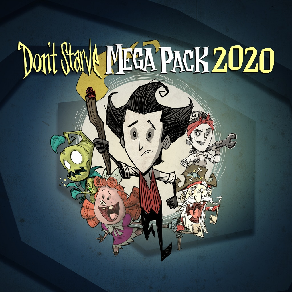 Don't Starve Mega Pack 2020