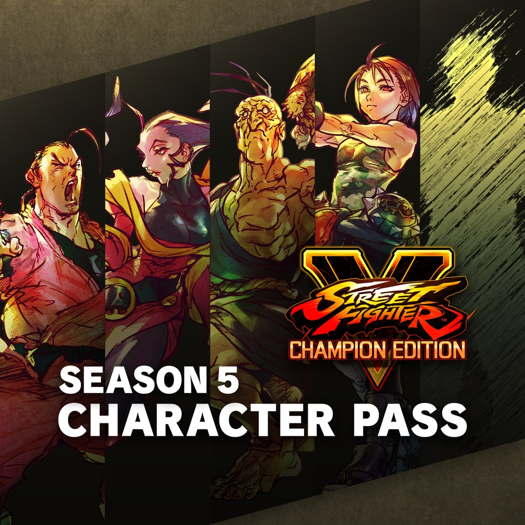 Street Fighter™ V - Season 5 Character Pass