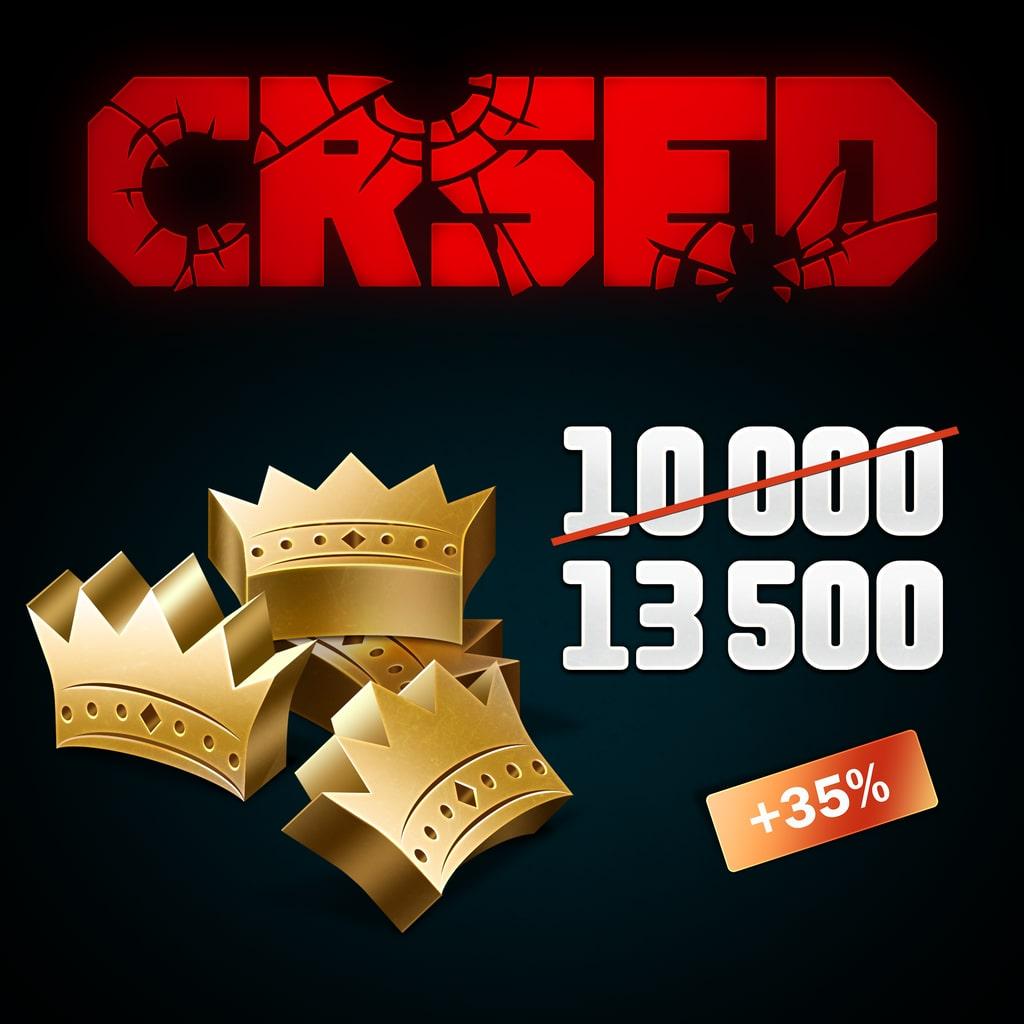 CRSED - 10000 + 3500 Golden Crowns