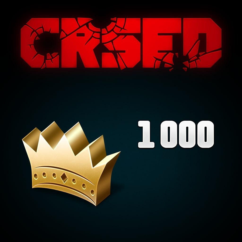 CRSED - 1000 Golden Crowns