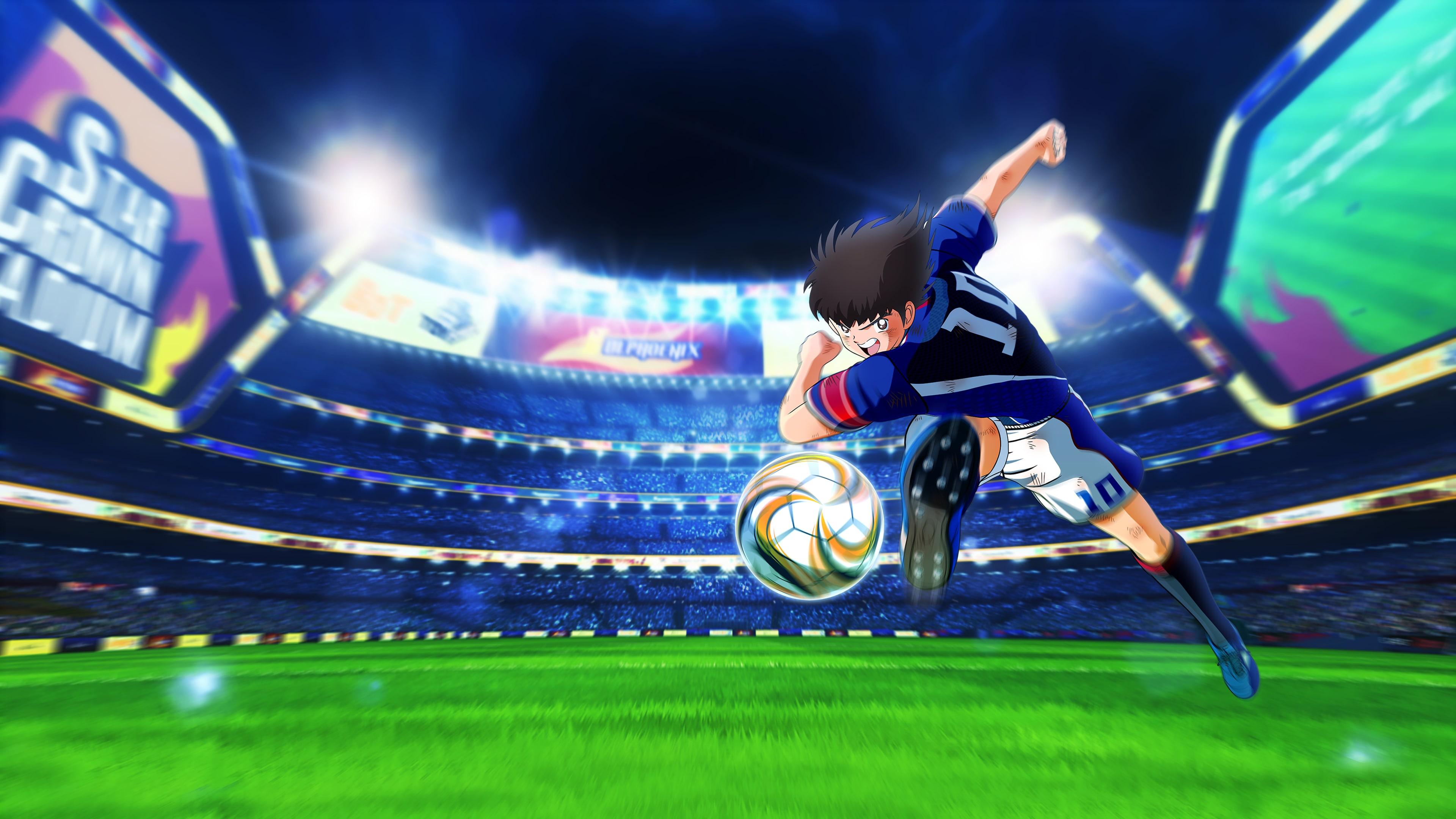Demo de Captain Tsubasa: Rise of New Champions