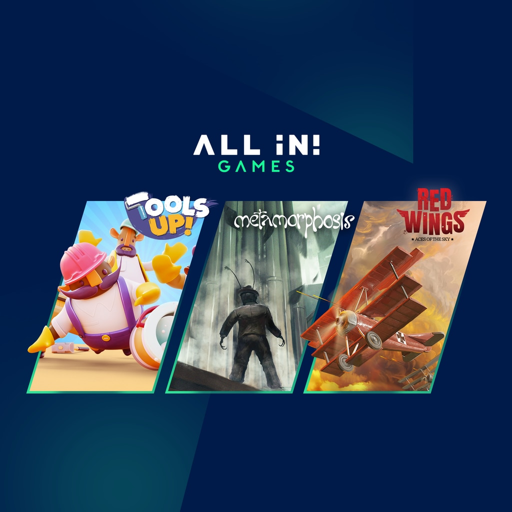 All in! Bundle