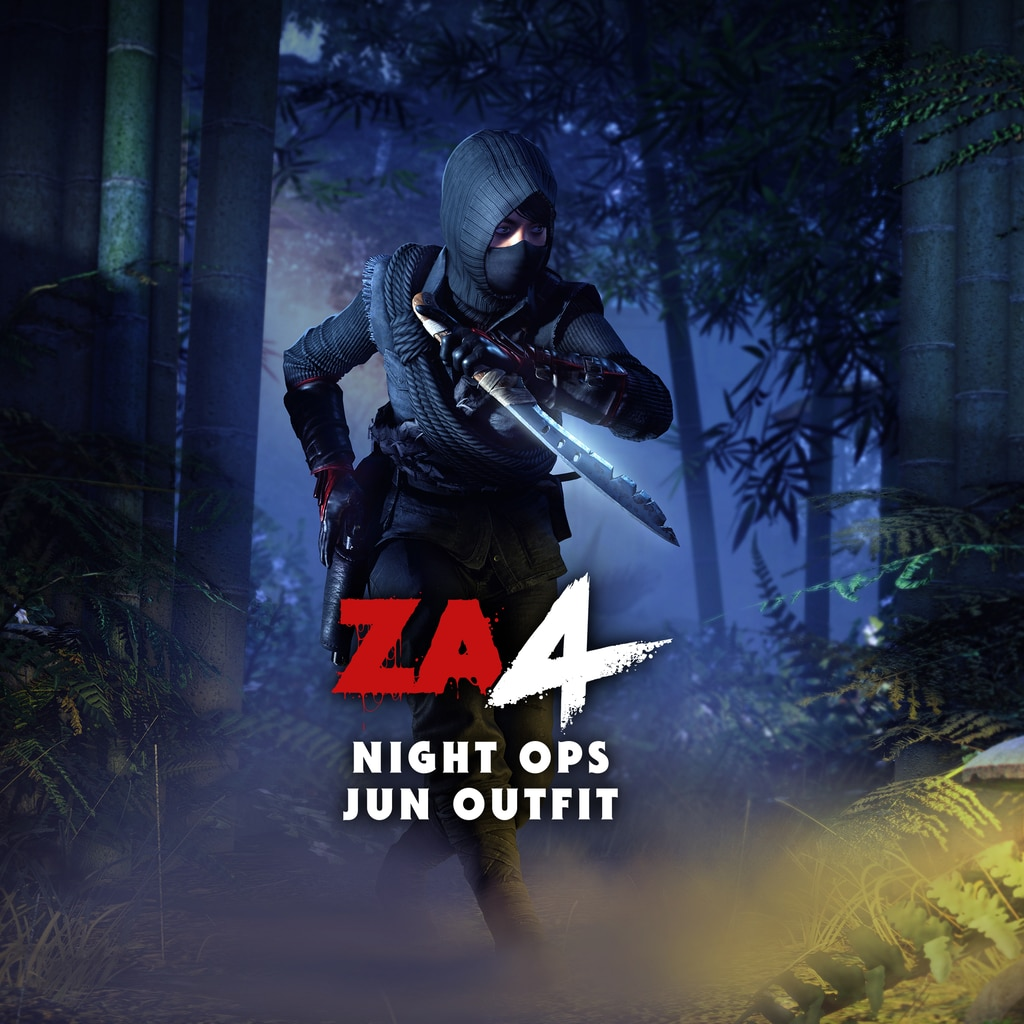 Zombie Army 4: Night Ops Jun Outfit