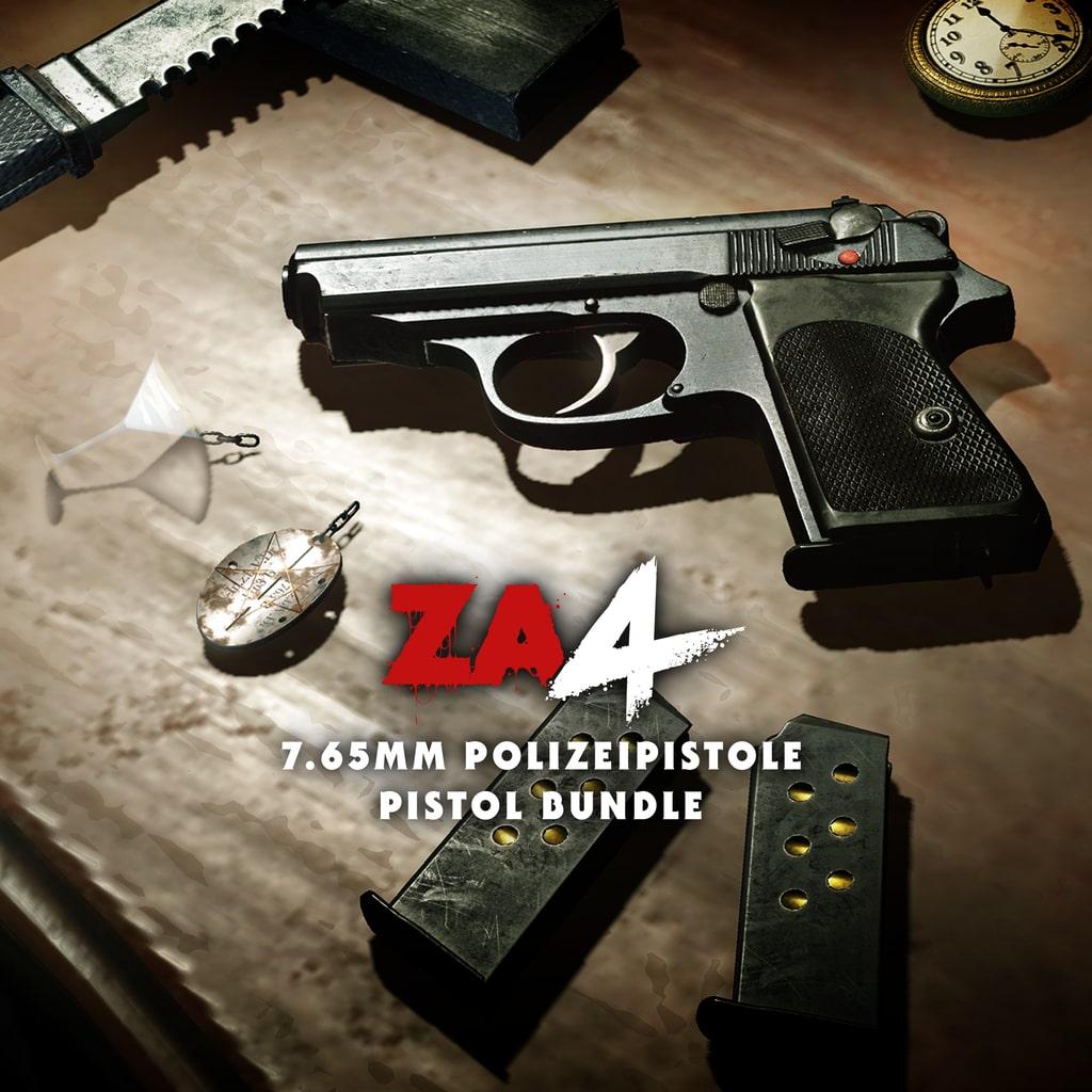 Zombie Army 4: 7.65mm Polizeipistole Pistol Bundle