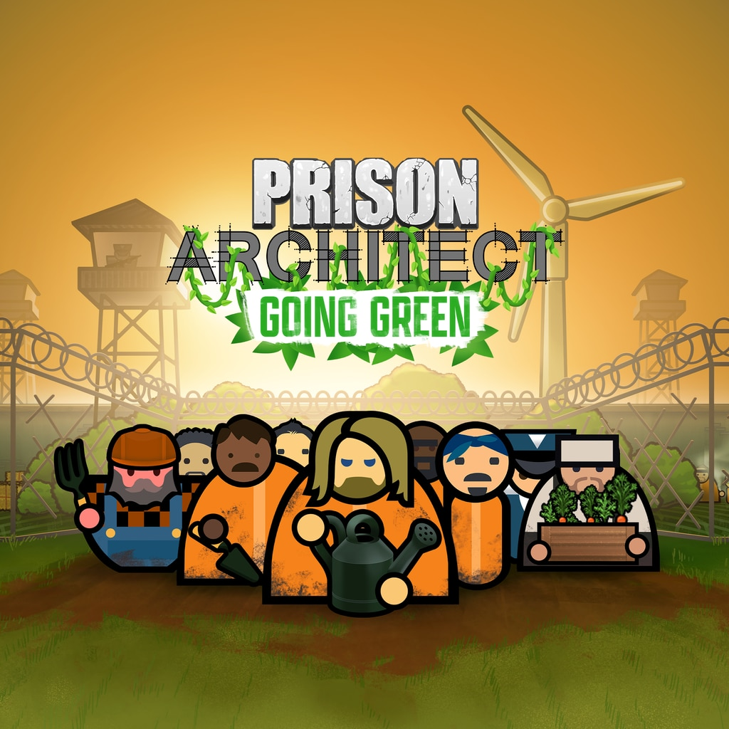 Prison Architect - Going Green