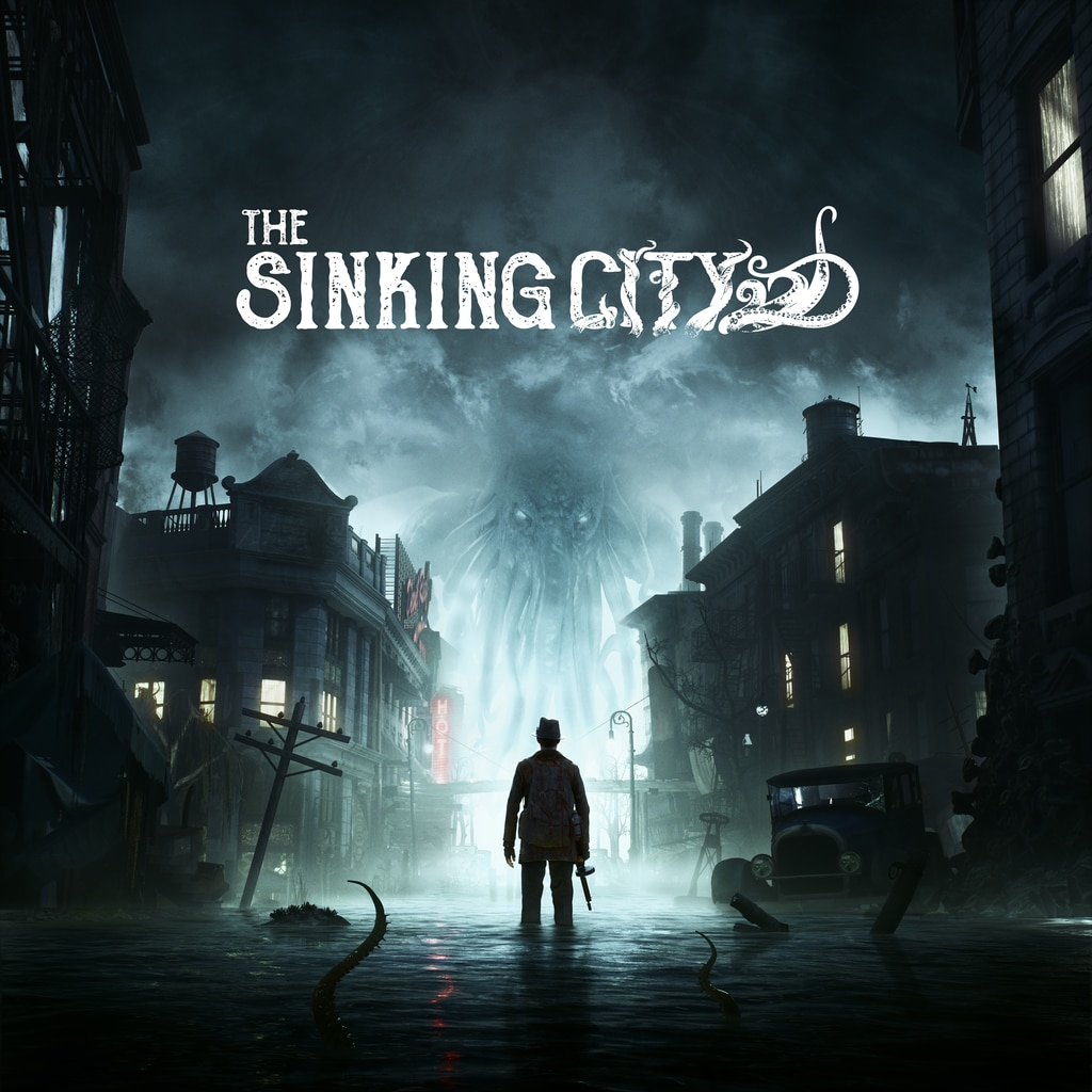 The Sinking City PS5