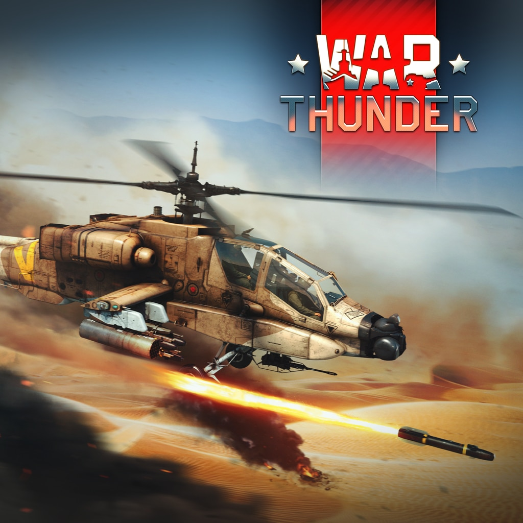 War Thunder - Apache