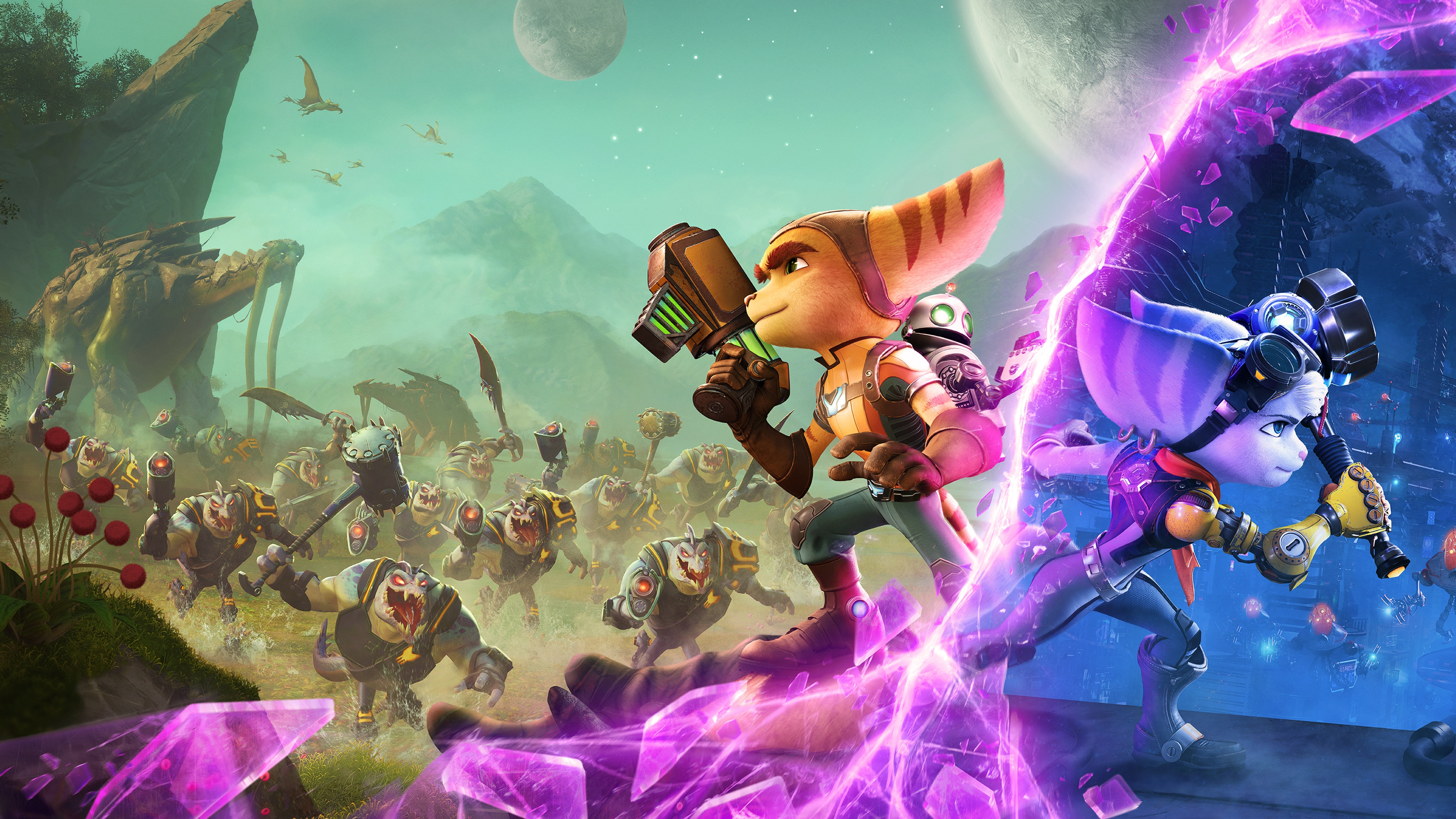 Ratchet & Clank: Rift Apart Digital Deluxe Edition