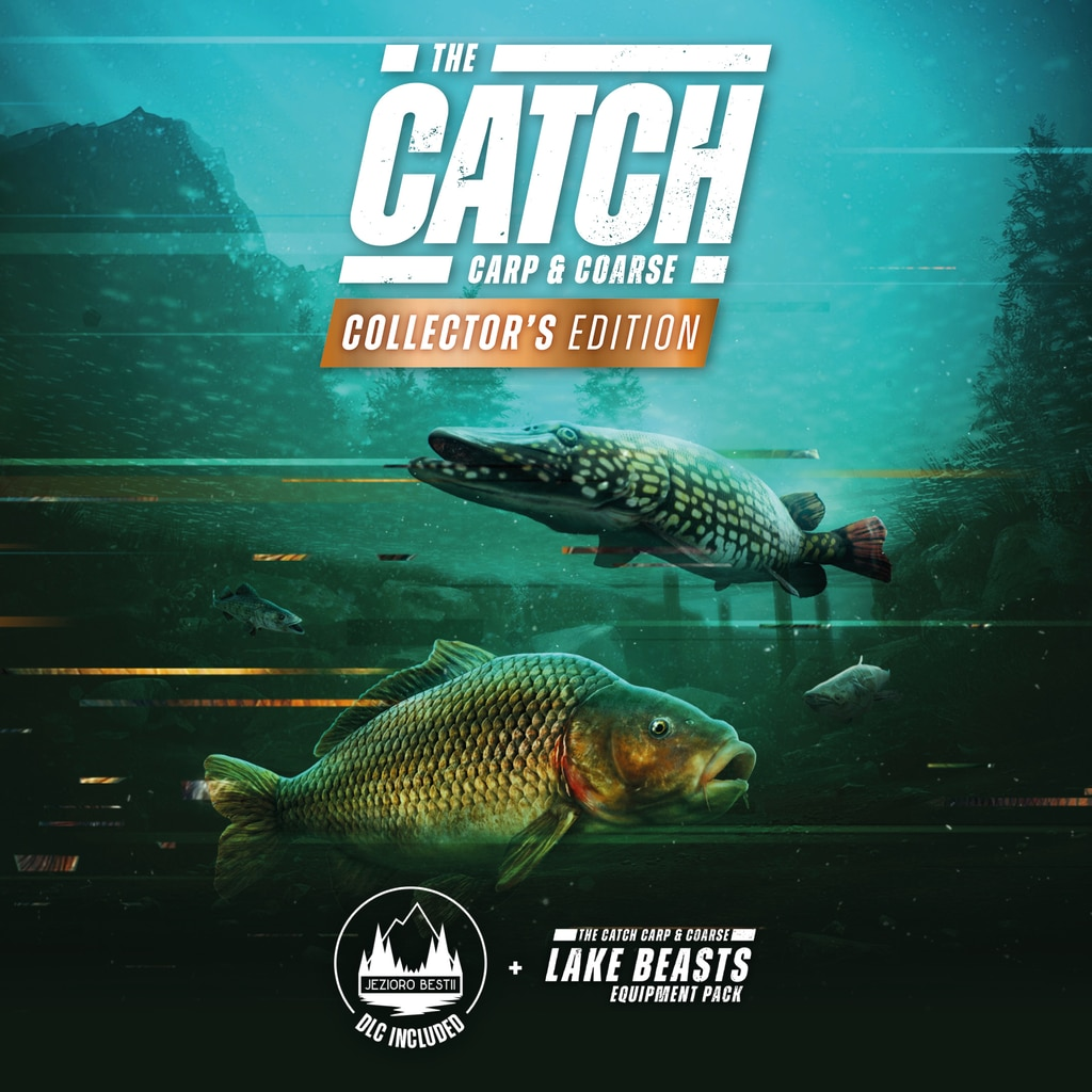 The Catch: Carp & Coarse - Collector's Edition