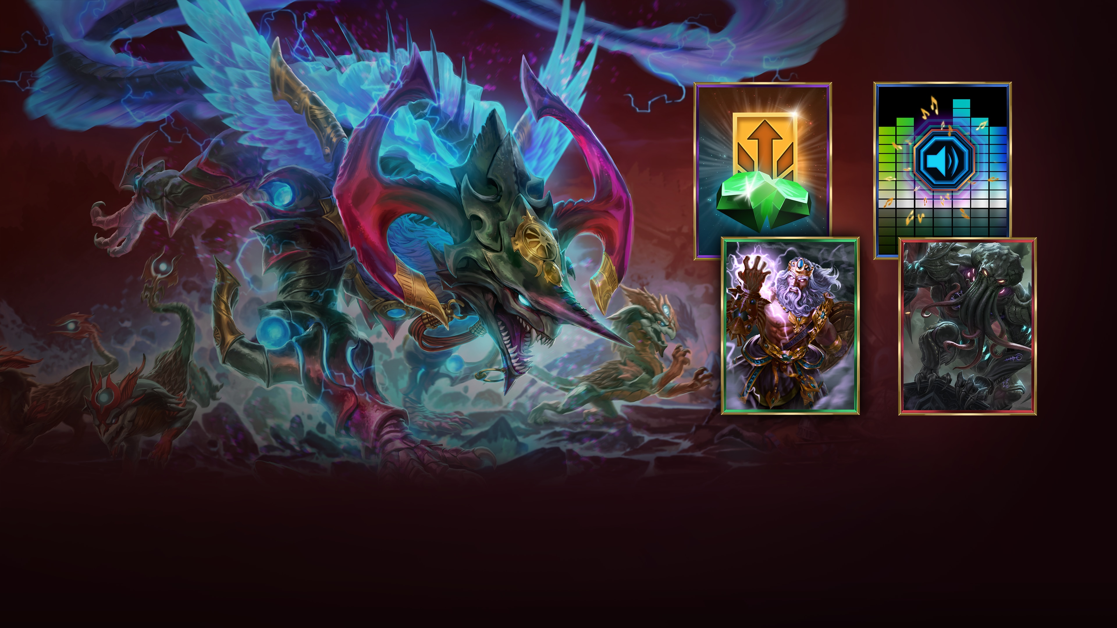 SMITE Tiamat Plus Pack