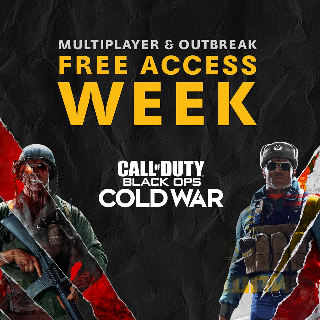 Call of Duty®: Black Ops Cold War - Free Access Week