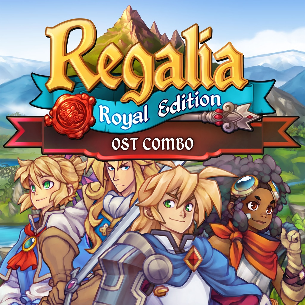 Regalia: Of Men and Monarchs - Royal Edition OST Combo