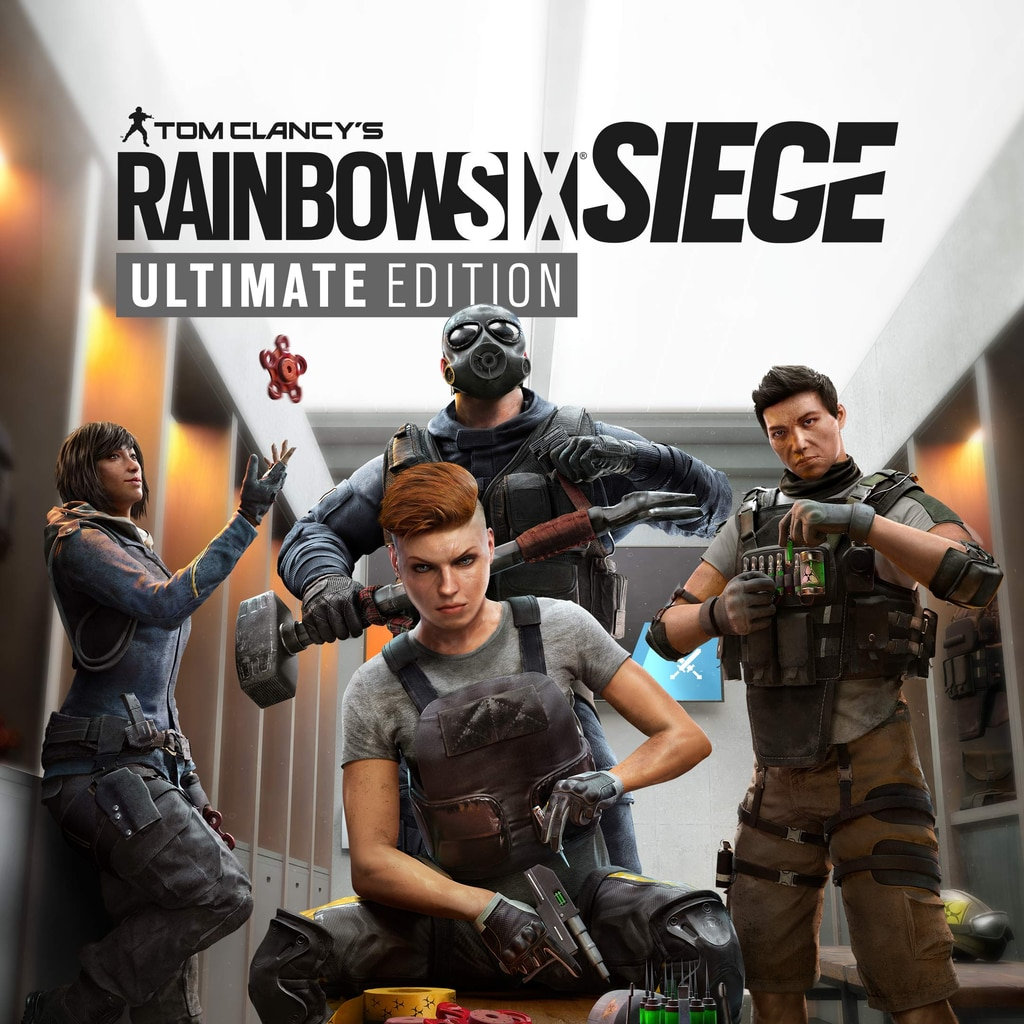 نسخة Ultimate من Rainbow Six® Siege