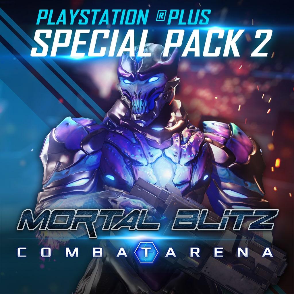 Mortal Blitz : Combat Arena - PlayStation®Plus Special Pack 2