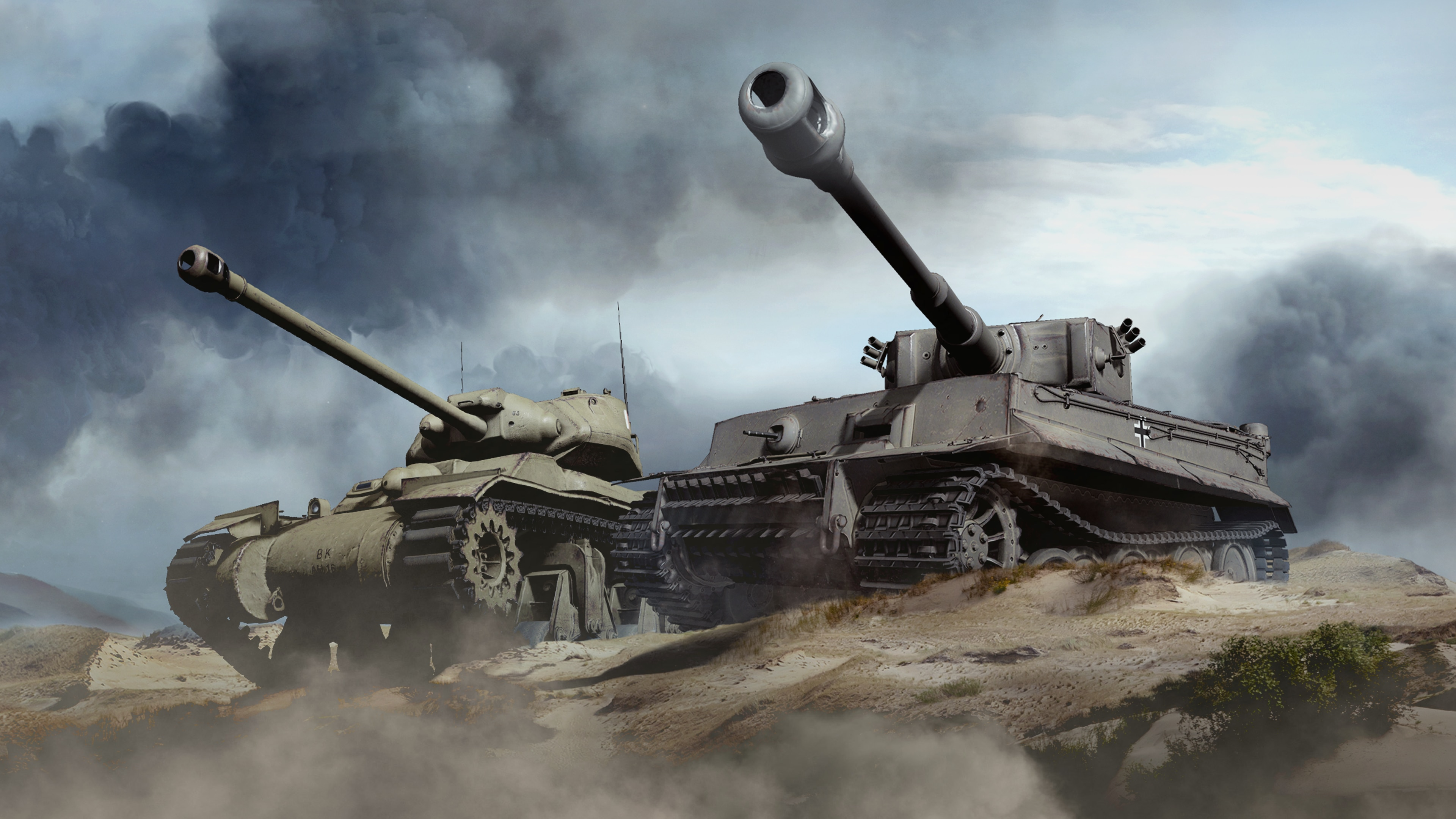 World of Tanks - Might and Metal Pack