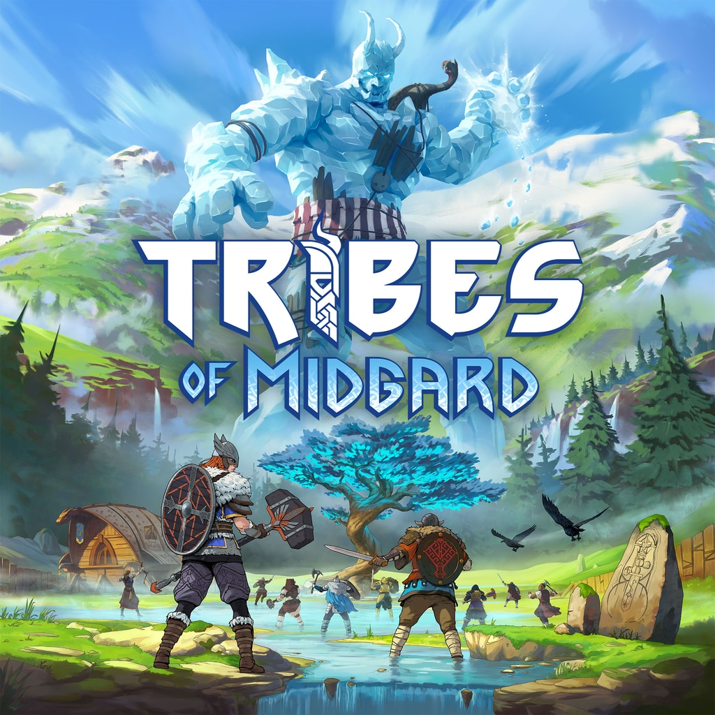 Tribes of Midgard PS4 & PS5