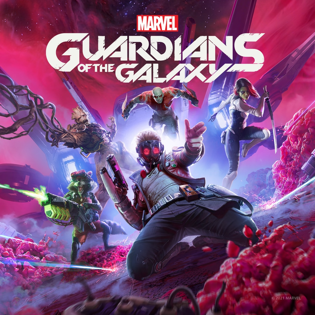 Marvel's Guardians of the Galaxy PS4 & PS5