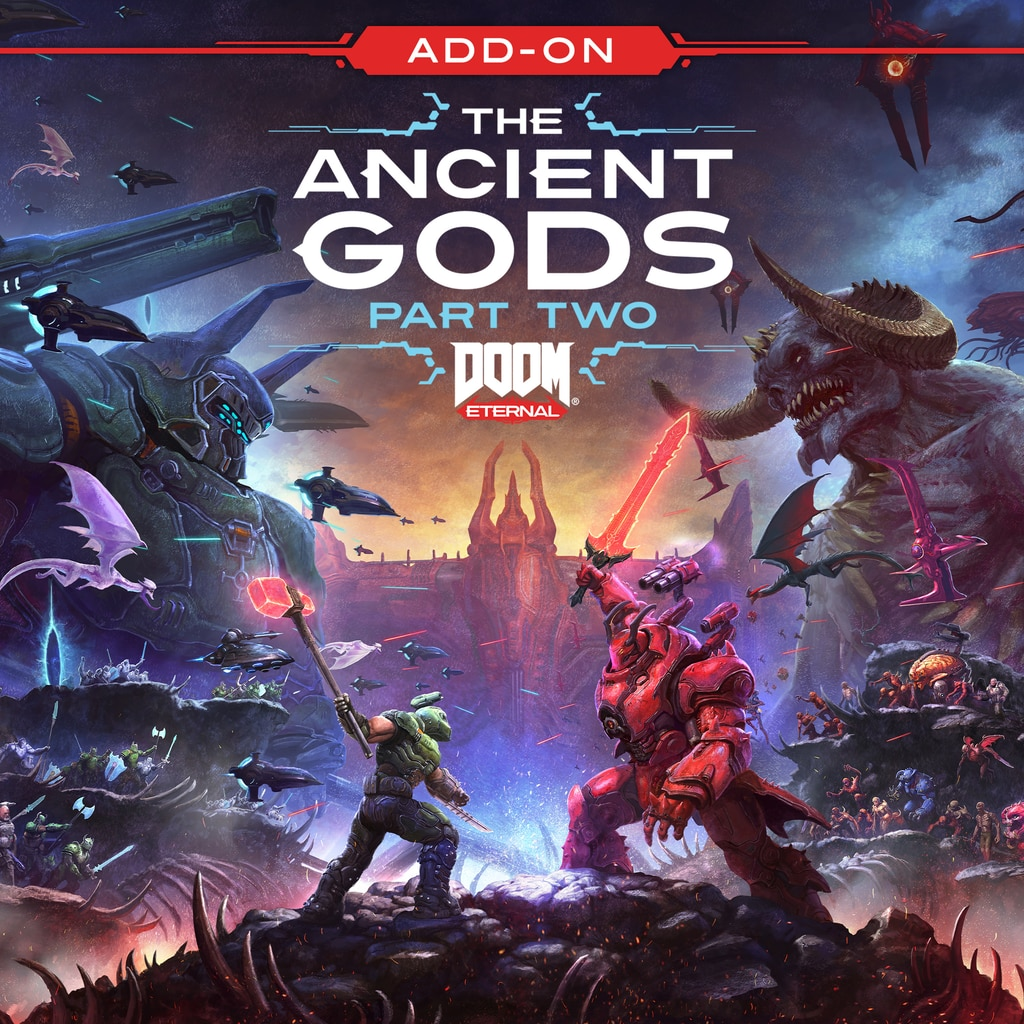 The Ancient Gods Part Two - PS5 Upgrade