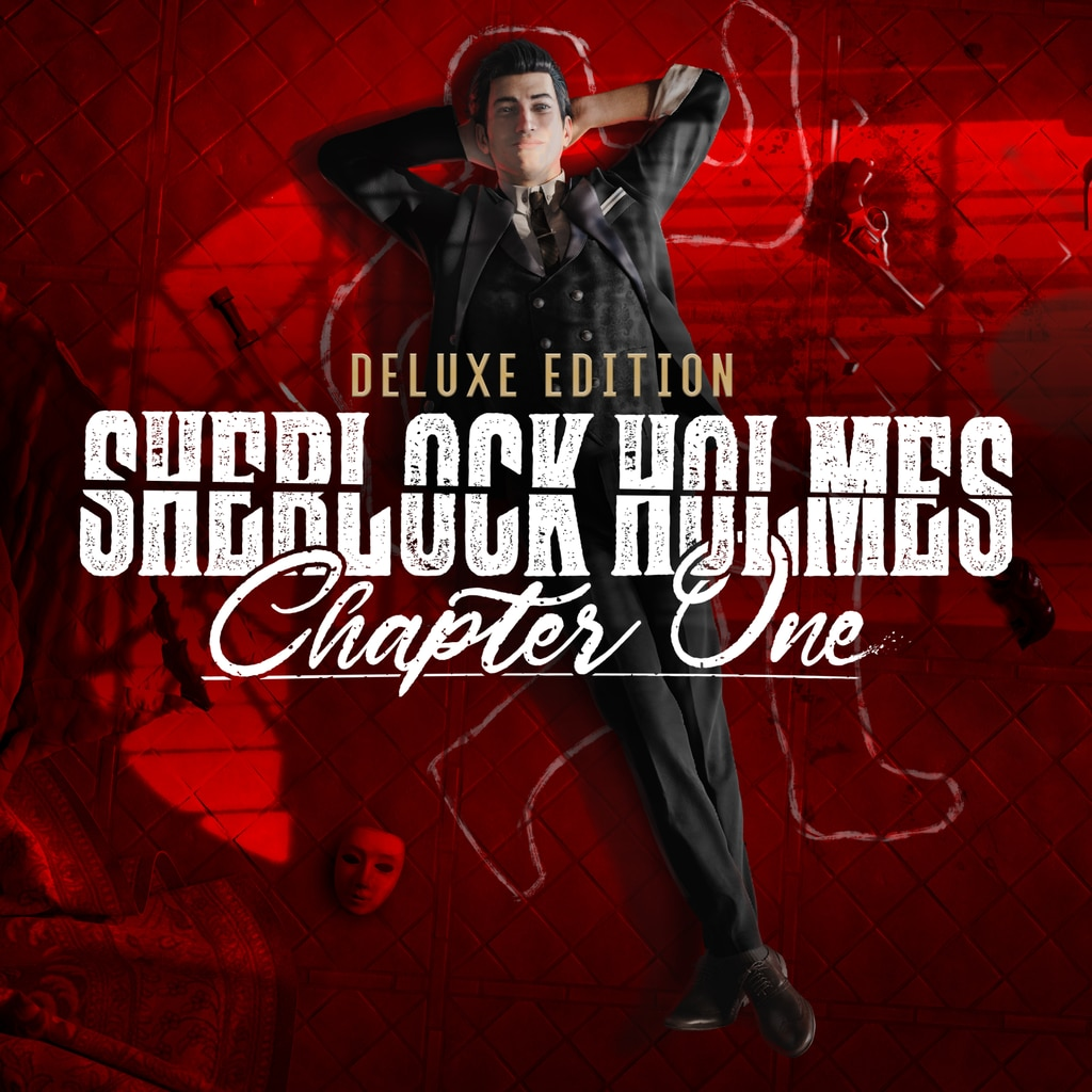 Sherlock Holmes Chapter One Deluxe Udgave