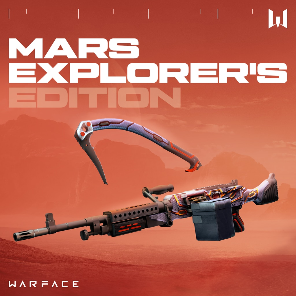 Mars Explorer's Edition