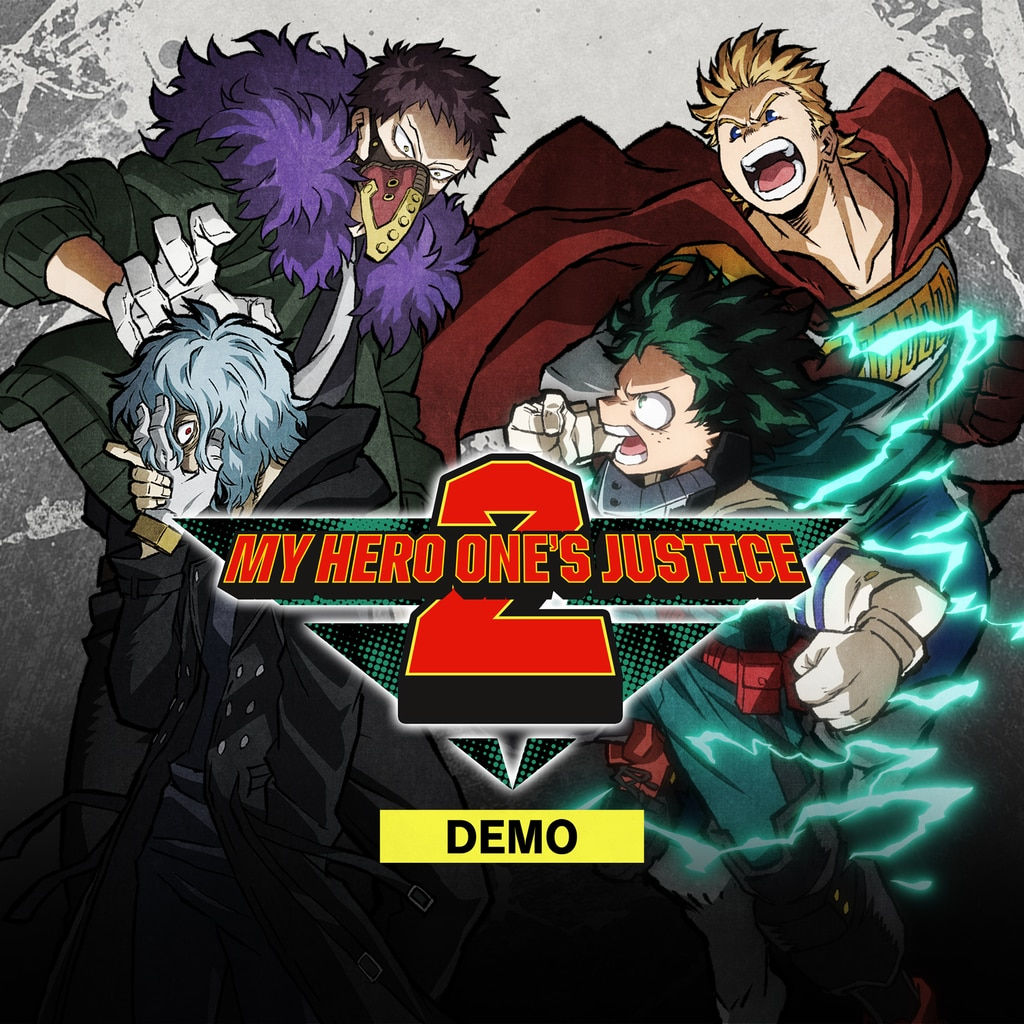 MY HERO ONE'S JUSTICE 2 Demo