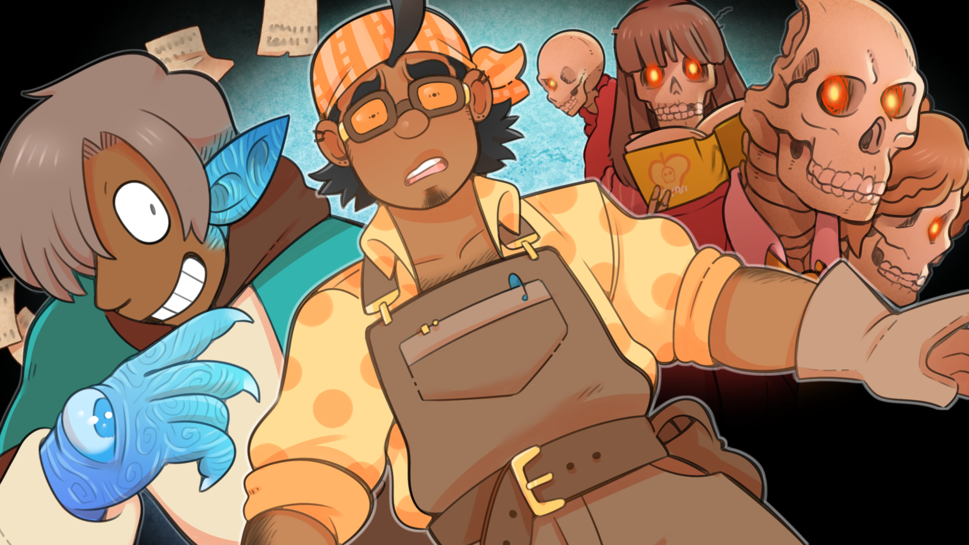One-Eyed Lee and the Dinner Party PS4 & PS5
