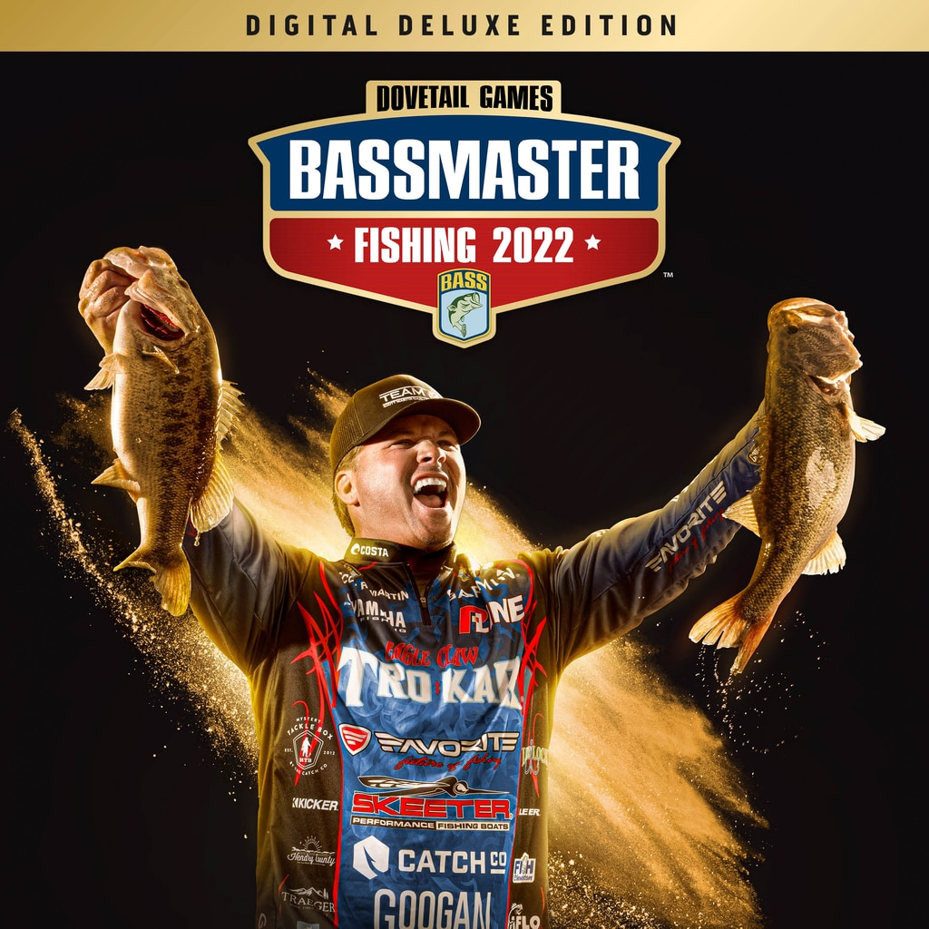 Bassmaster® Fishing 2022: Deluxe Edition PS4™ and PS5™