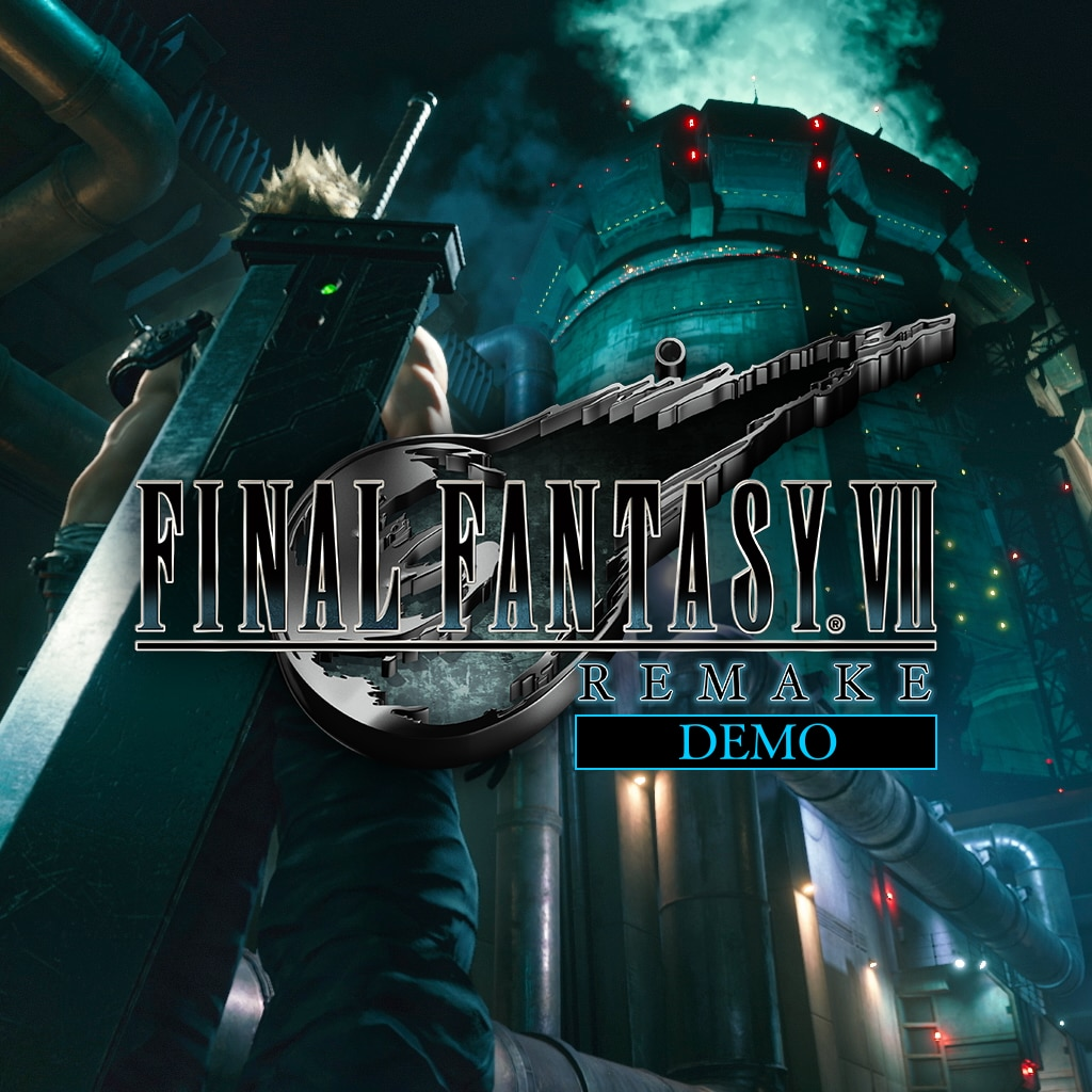 FINAL FANTASY VII REMAKE DEMO (English/Japanese Ver.)
