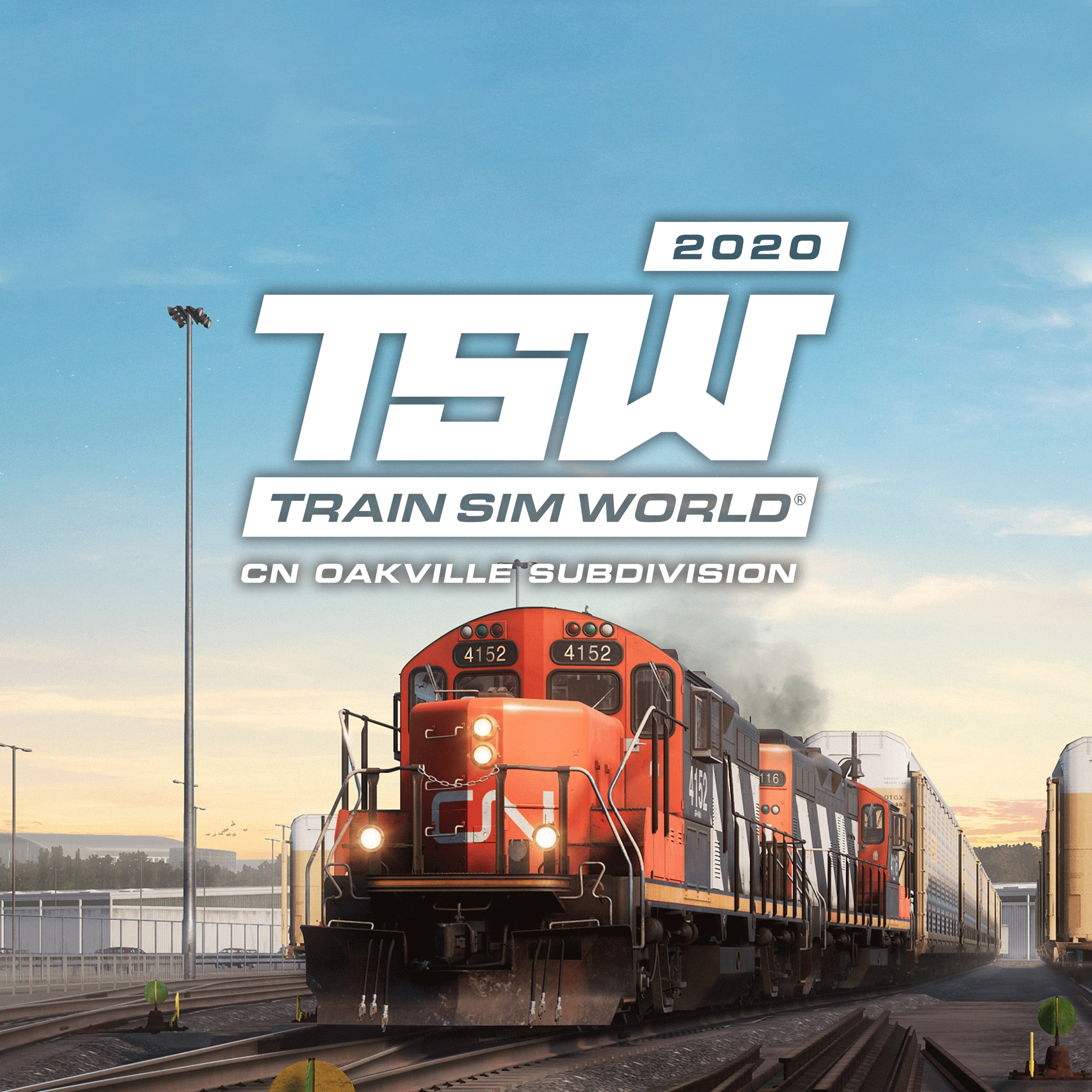Train Sim World®: Canadian National Oakville Subdivision