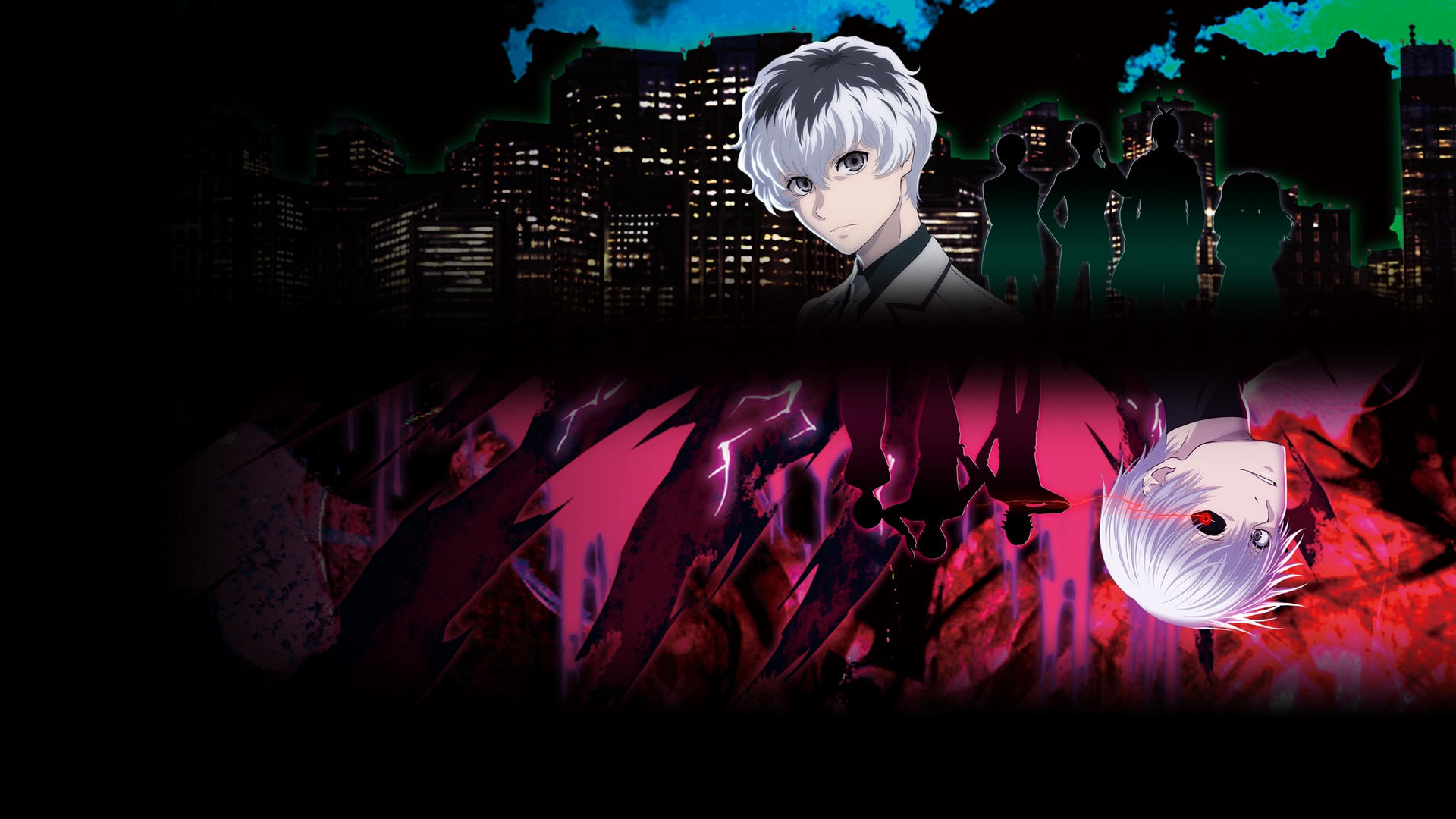 TOKYO GHOUL:re [CALL to EXIST] (English)