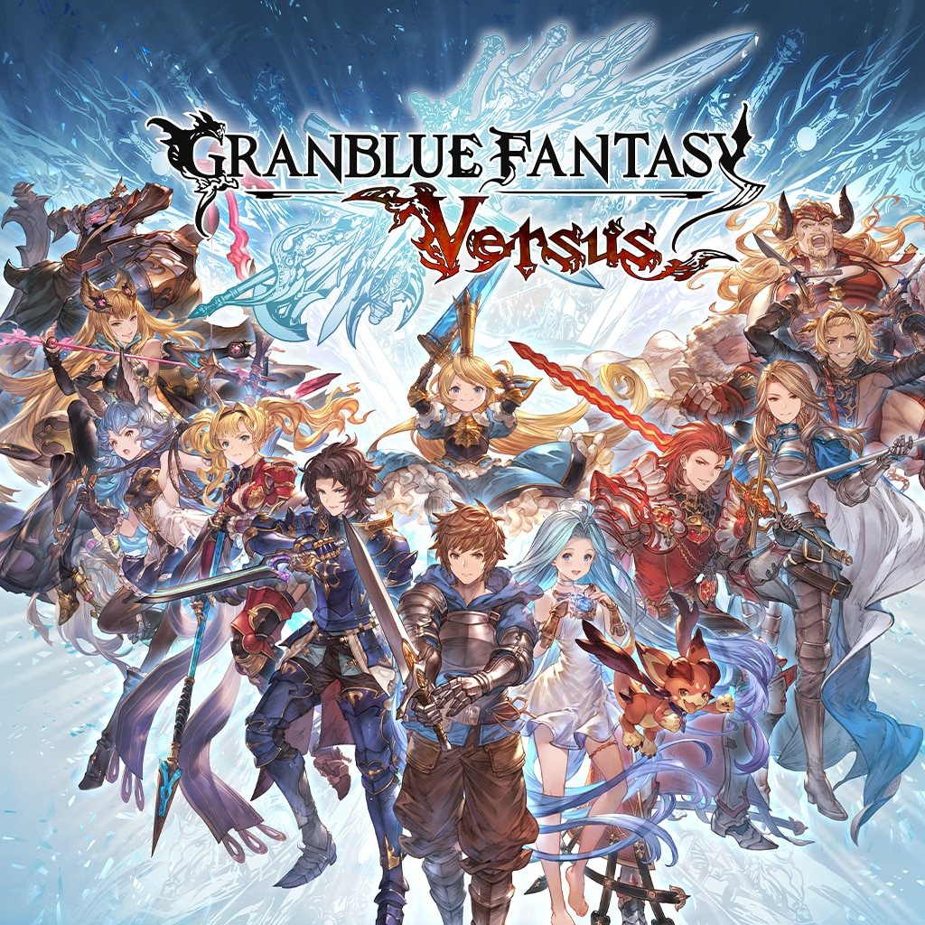 Granblue Fantasy: Versus (Simplified Chinese, English, Korean, Japanese, Traditional Chinese)
