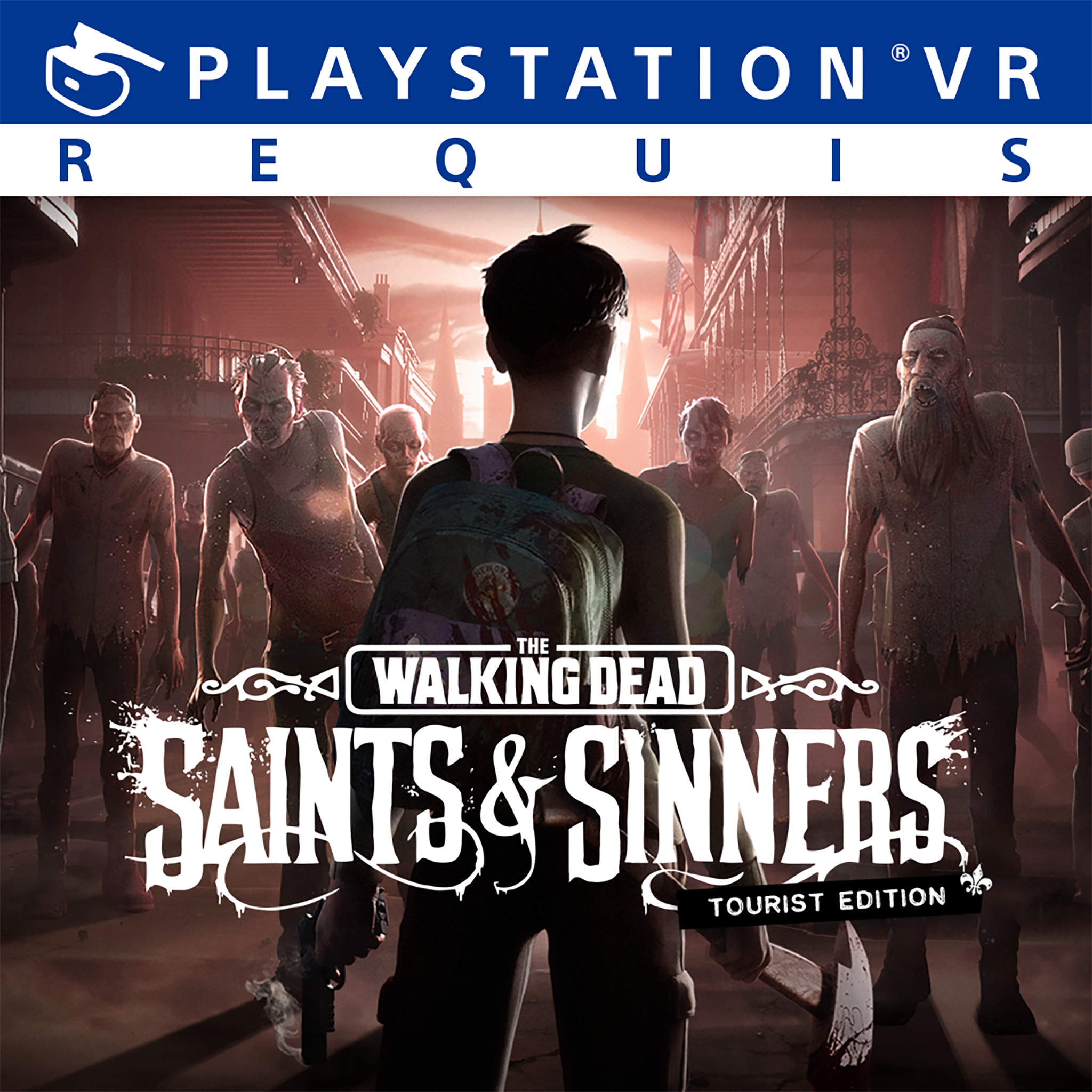 The Walking Dead: Saints & Sinners - Tourist Edition Upgrade