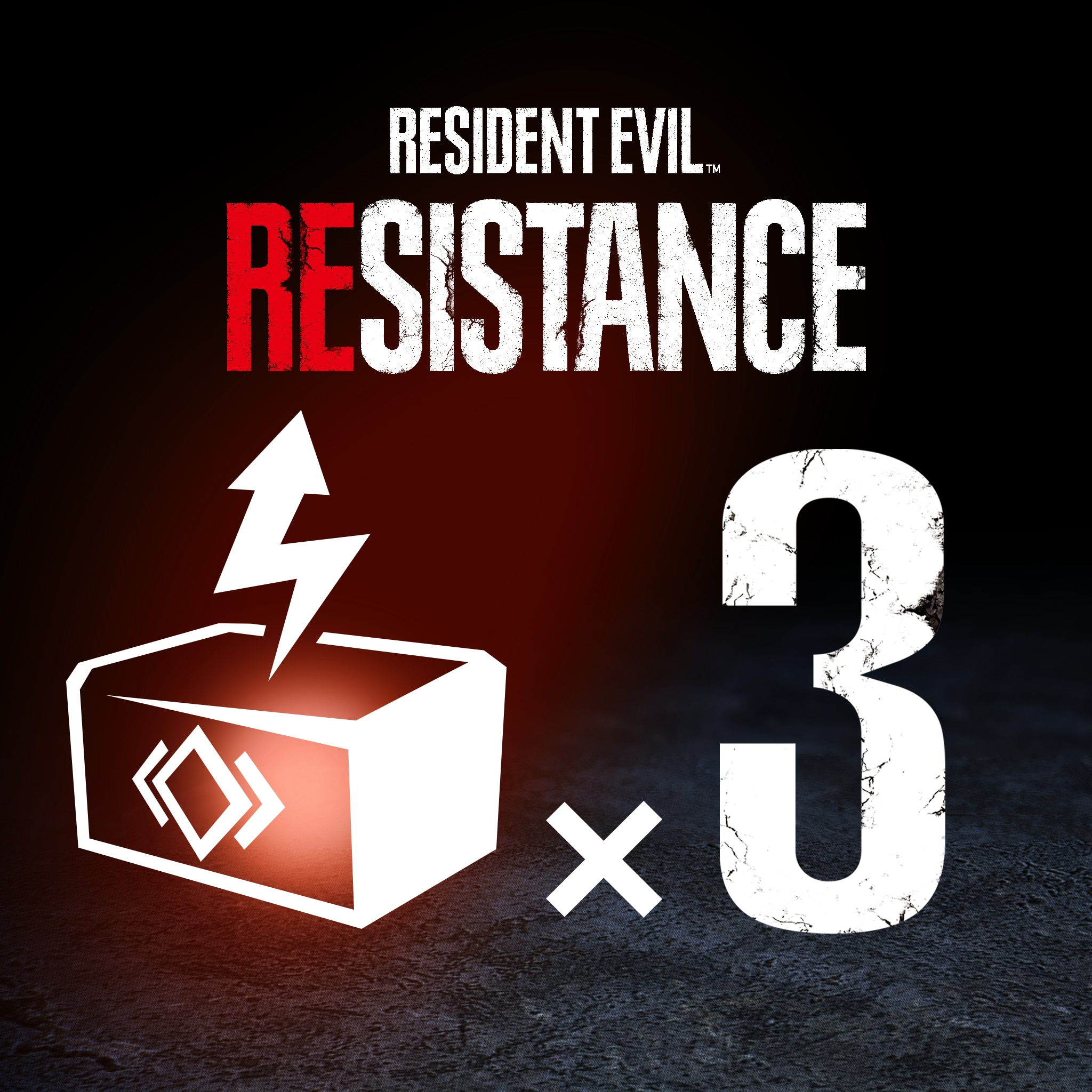 RESIDENT EVIL RESISTANCE - RP Booster 3-Pack