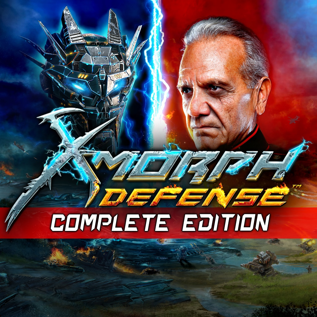 X-Morph: Defense - Complete Edition (English/Chinese/Korean/Japanese Ver.)